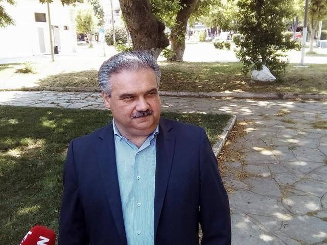 Диамантис Лиамас, Фото: Јужна Србија