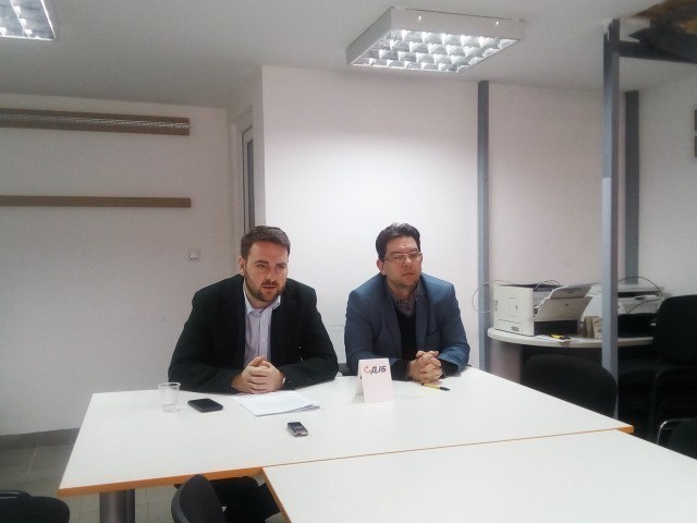 Стефан Митровић и Марко Стојановић, Фото: Јужна Србија