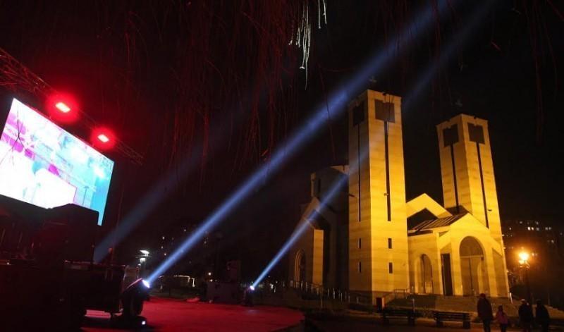 """""""Православна нова година"""" дочекана у Нишу - богат ватромет, без окупљања"""