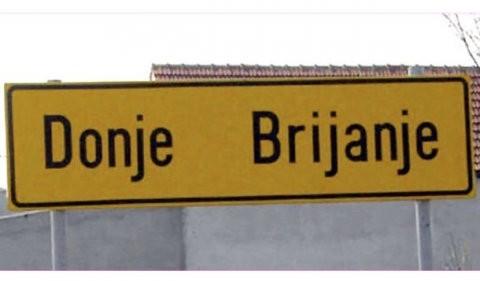 Доње Бријање код Брлога