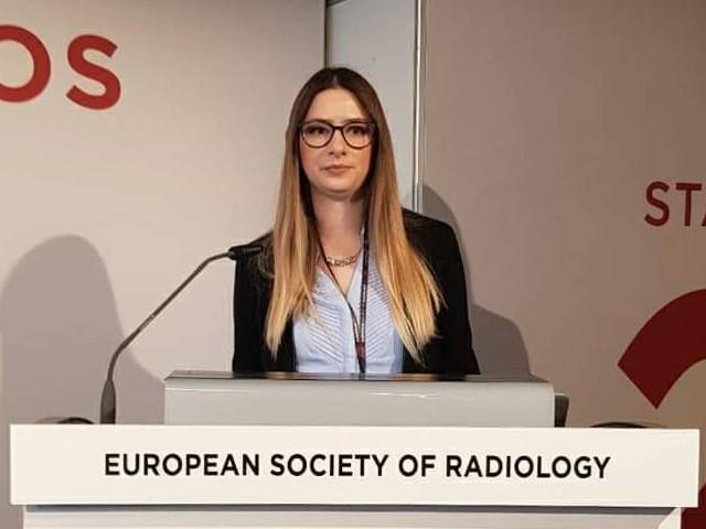 Дипломирала са десетком, лекар КЦ Ниш сада међу најбољим младим радиолозима у свету