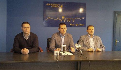 Gradski odbor DS Niš