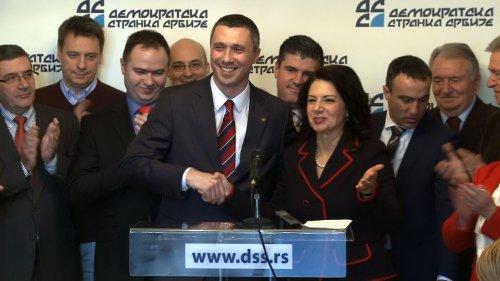 Izbori 2016: Lista Dveri - DSS sa imenima sa juga Srbije