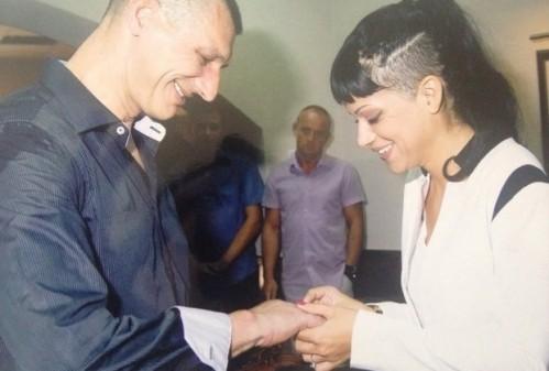 Pevačica Dunja Ilić se udala za Vranjanca (FOTO)