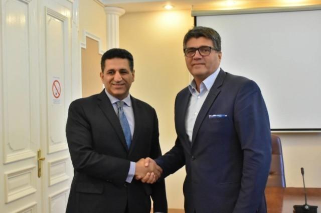Састанак градоначелника Ниша са амбасадором Египта