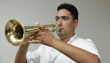Гуча: Екрем Мамутовић најбољи трубач