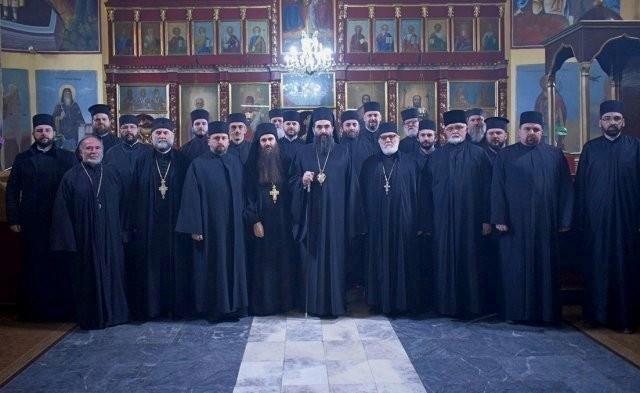 Епископ нишки Арсеније посетио алексиначко намесништво