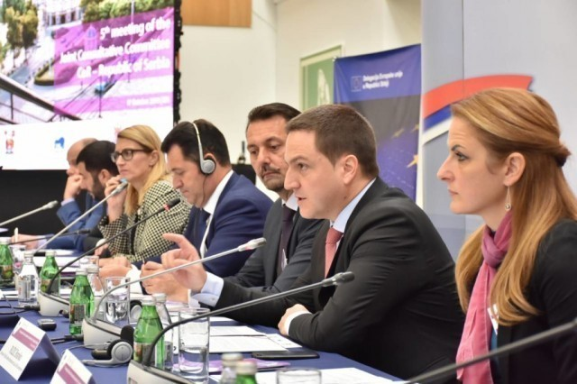 Pregovori o pristupanju Srbije Evropskoj Uniji u Nišu