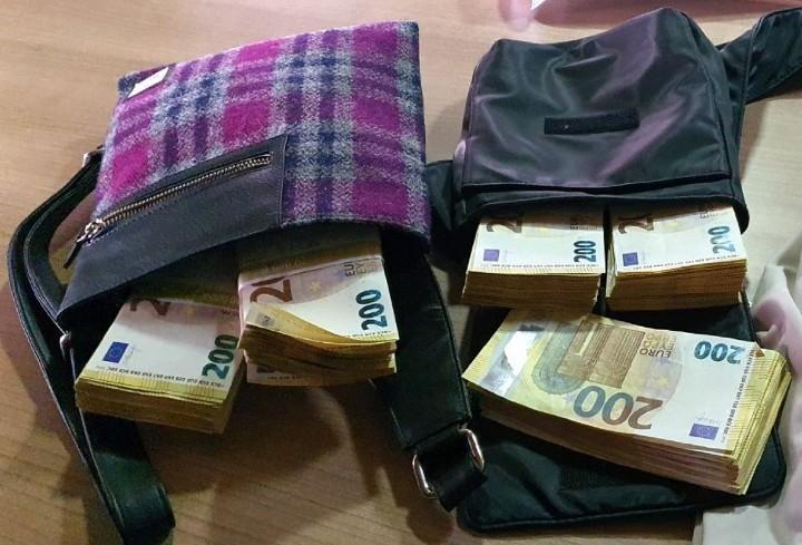 148.000 непријављених евра са прелаза Прешево слило се у државни буџет