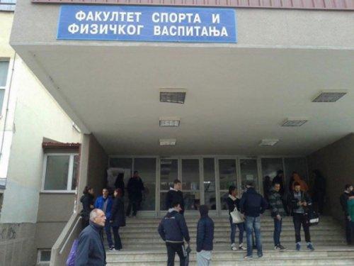 Fakultet sporta, V.Novosti