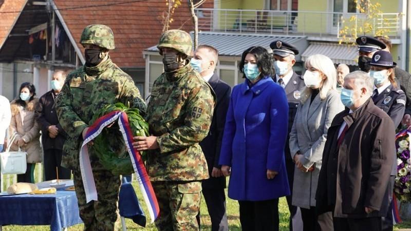 Град обележио Дан примирја у Првом светском рату - изјава градоначелнице Сотировски
