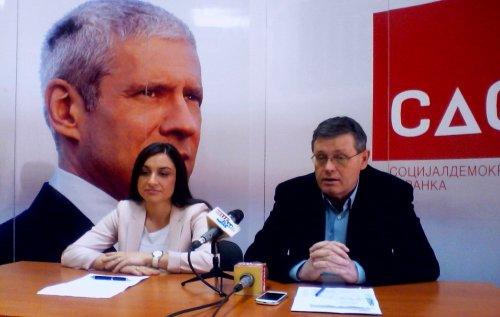 Dragana Stojanović Krstić i Branislav Jovanović