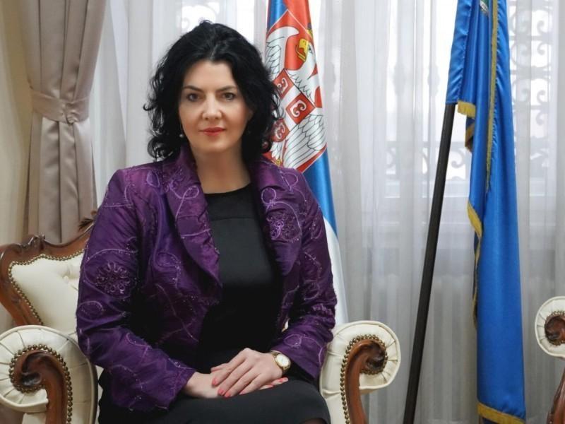 Честитка градоначелнице Ниша поводом градске славе
