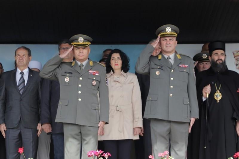 Обележен Дан Треће бригаде копнене војске