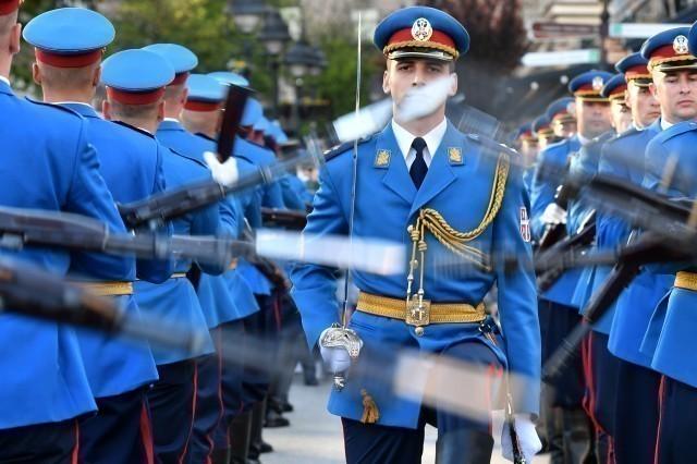 Прослава Дана Војске Србије