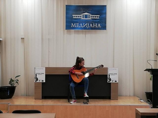 """""""Медијанина гитаријада"""" - подршка музичким талентима"""