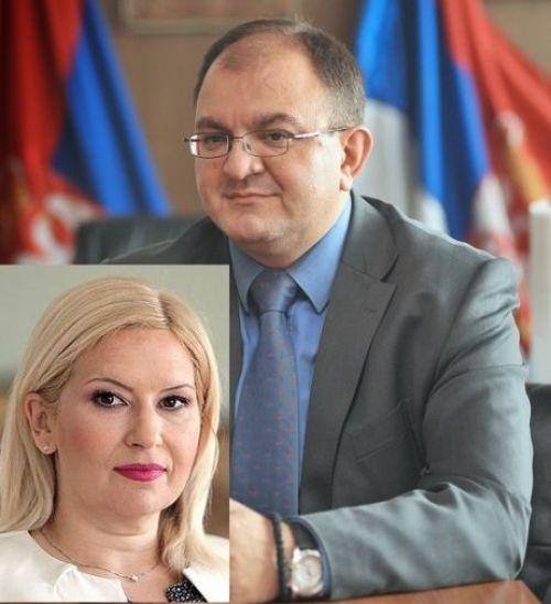 Oštra reakcija gradonačelnika Vranja na izjave ministarke Mihajlović: Kad dođete u nečiju kuću, red je da se javite domaćinu!