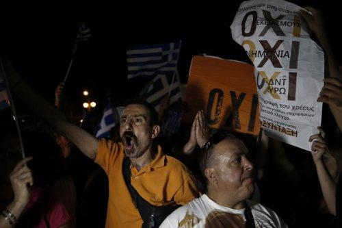 """Грчко """"не"""" повериоцима, Ципрас спреман да настави преговоре"""