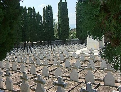 Jedino grčko vojničko groblje u Srbiji