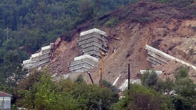 Stručnjaci o rušenju brda kod Grdeličke klisure