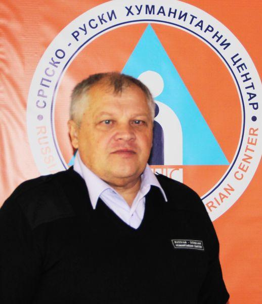 Viktor Guljevič, Foto: SRHC