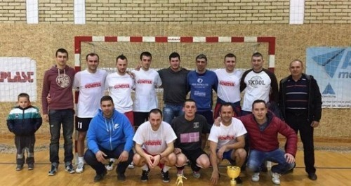Gumiteks pobednik turnira u malom fudbalu