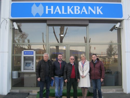 Halk banka, Foto Dušan Stevanović