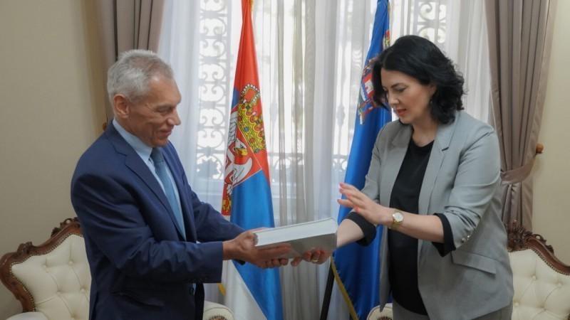 Ambasador Bocan-Harčenko u Nišu - tradicionalno prijateljski odnosi sa Rusijom