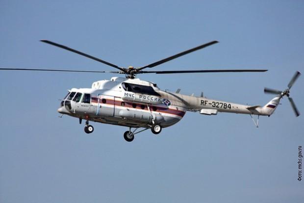 Ruski Mi-8 gasio požar kod Bosilegrada