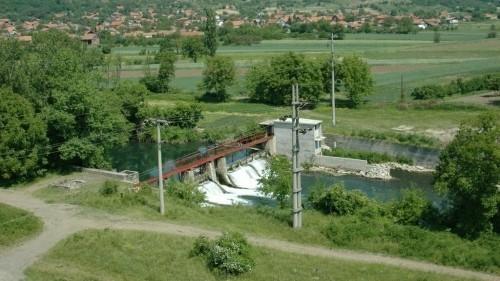 Лесковчани граде прву хидроелектрану после 111 година
