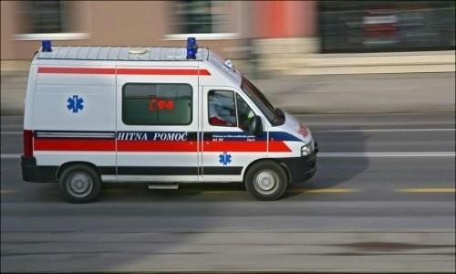 U direktnom sudaru poginuo vozač kod Lalilnca
