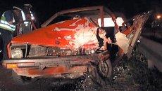 Leskovac: Dvoje mrtvih u saobraćajnoj nesreći