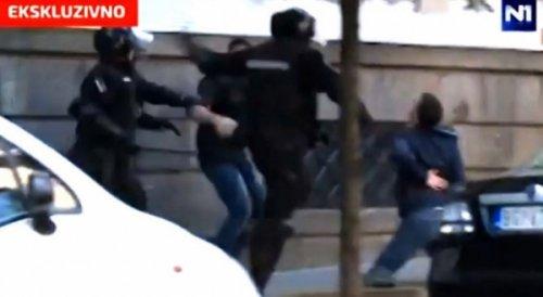 Suđenje osmorici niških žandarma: Slomljena futrola dokaz za batine