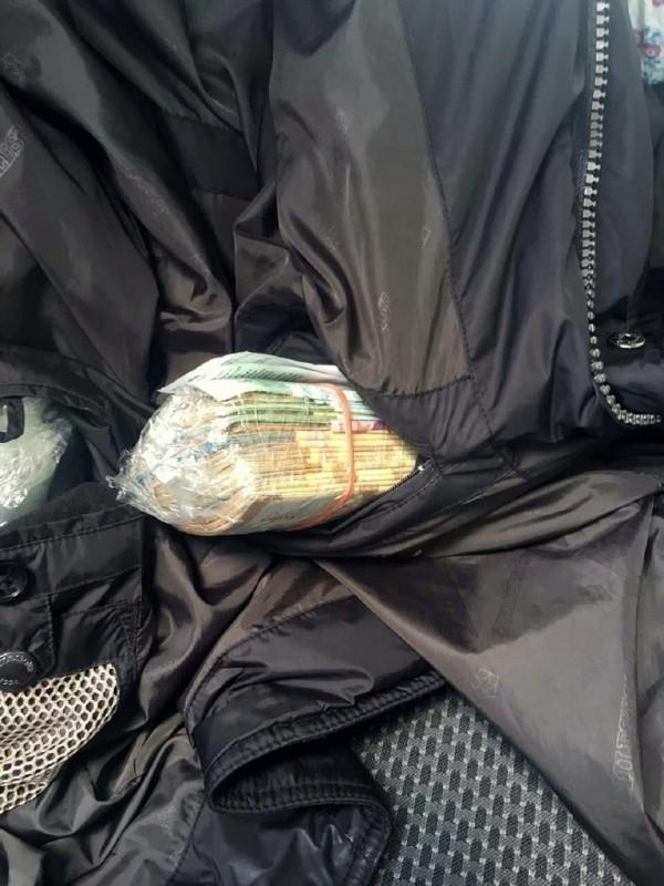 Otkriveno više od 120 hiljada evra u džepovima jakne