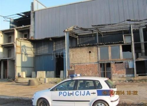 Poginuo radnik u Leskovcu