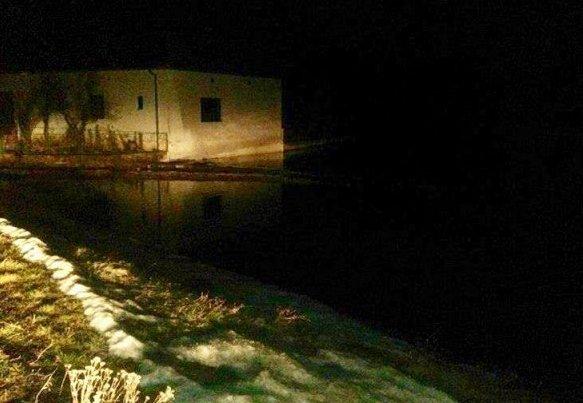 Poplavljeno pet kuća u babušničkom selu Gorčinci, u prekidu i regionalni put
