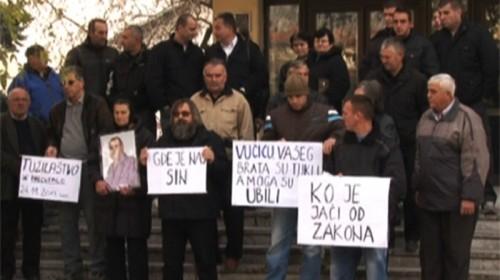 Породица Предрага Трајковића оптужује полицију да штити убицу