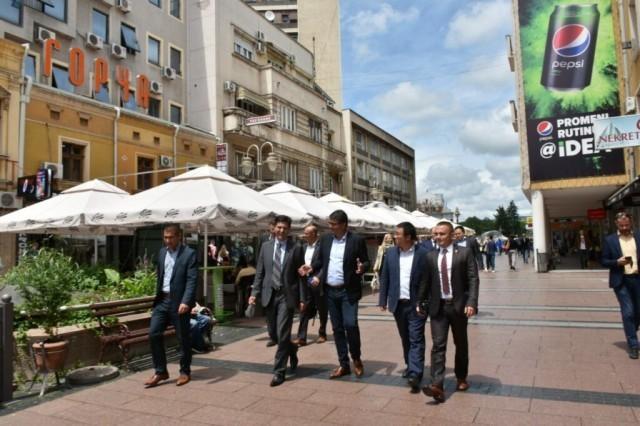"""Представници компаније """"Хуавеј"""" посетили Ниш"""