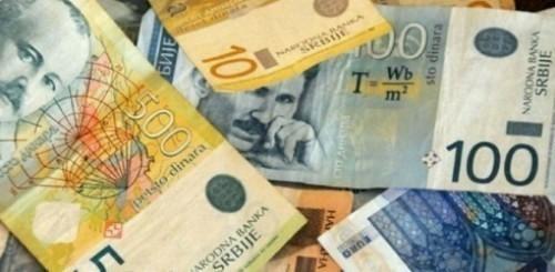 Suficit budžeta Srbije u januaru 13,3 milijardi dinara, javni dug 53,7 odsto BDP-a