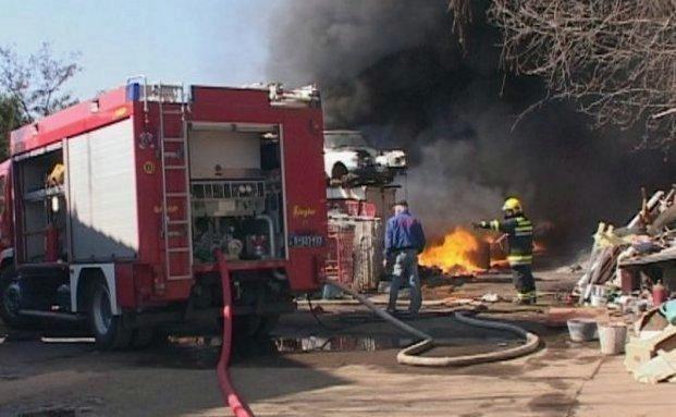 Vatrogasna društva u romskim naseljima na jugu