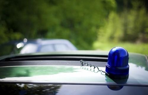 Vranje: Tužilac stavio rotaciju na privatni automobil!