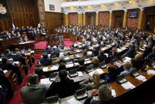 Skupština Srbije, Beta