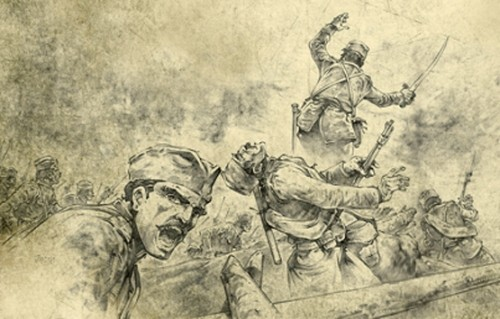 Резултат слика за putevima srpskih ratnika