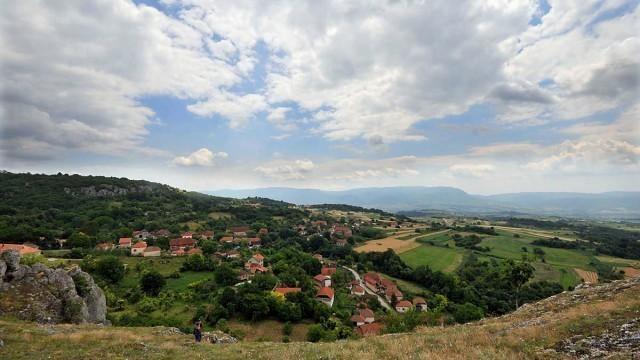 Врмџа, поглед са Латин града, Фото Саша Ђорђевић