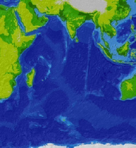 """Nakon nedoumice i """"straha"""", ostaci kineske rakete pali u Indijski okean"""