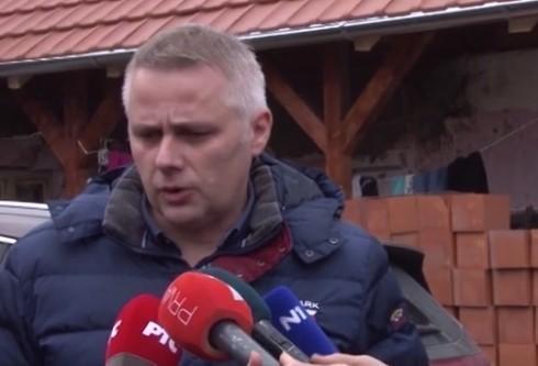 Верујем да је дете живо: Игор Јурић посетио породицу нестале девојчице из Сувог Дола