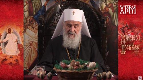 Vaskršnja poslanica Srpske Pravoslavne Crkve (VIDEO)