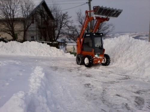 Sneg: Vanredna situacija u Kuršumliji