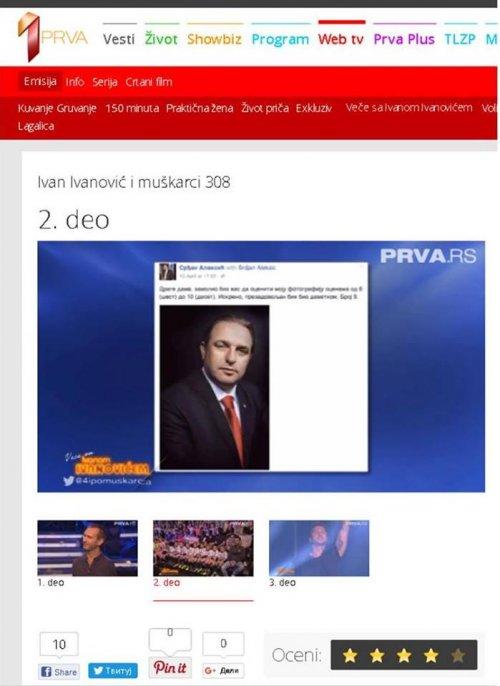PRVA TV