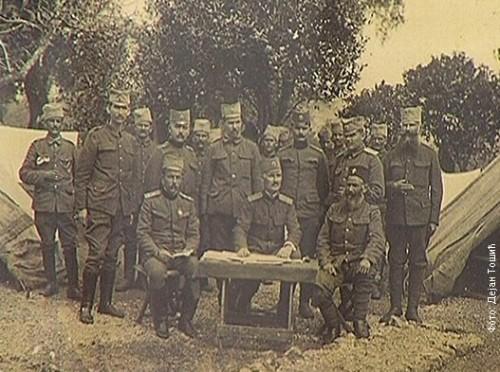 Пироћанци у Првом светском рату